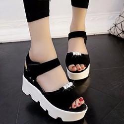 S025 - Giày sandal nữ phong cách Hàn Quốc