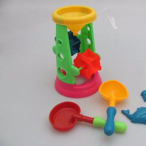 đồ chơi xúc cát mẫu guồng cát cho bé