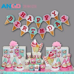 Phụ kiện sinh nhật cho bé