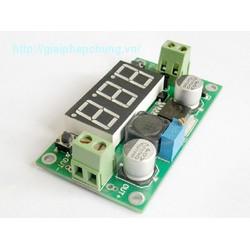 Module Hạ áp LM2596S nguồn DC có Led hiển thị