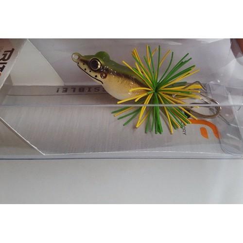 Mồi câu Cá Lóc Giả Ếch  Hàng Thái