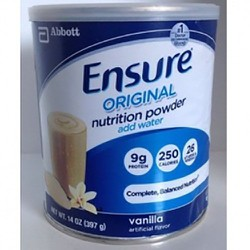 SỮA BỘT ENSURE NUTRITION - 397G