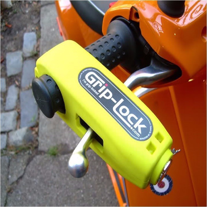 Khóa tay thắng xe máy Grip lock 8
