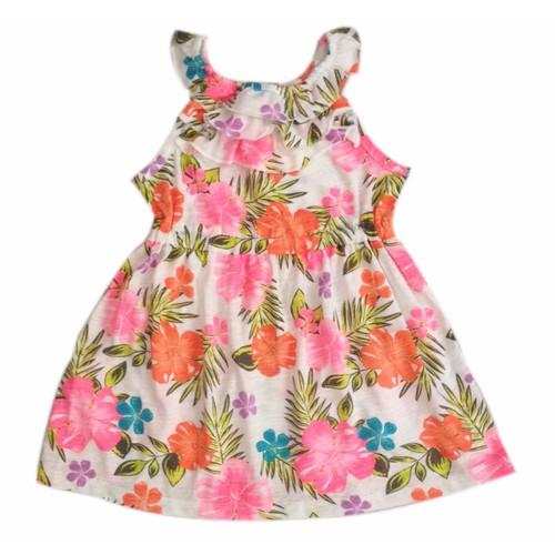 Đầm thun George cho bé gái 1m-5T D870