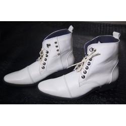 Giày boot da bò thật. Bảo hành: 12 tháng.MS : B86