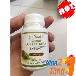 Coffee Giảm Cân Green Coffee Bean
