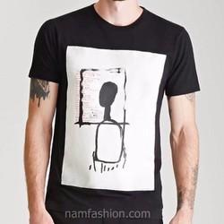 Áo phông hình nam độc đáo hàng xuất xịn