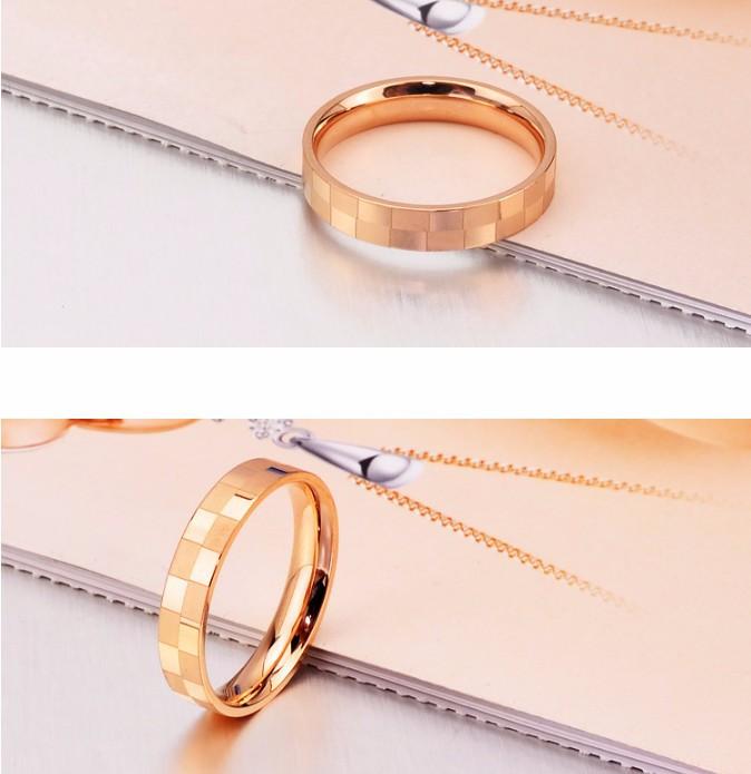 Nhẫn Titanium Không đen TT 0517 2