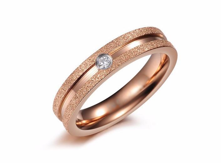 Nhẫn Titanium Không đen TT 0518 2