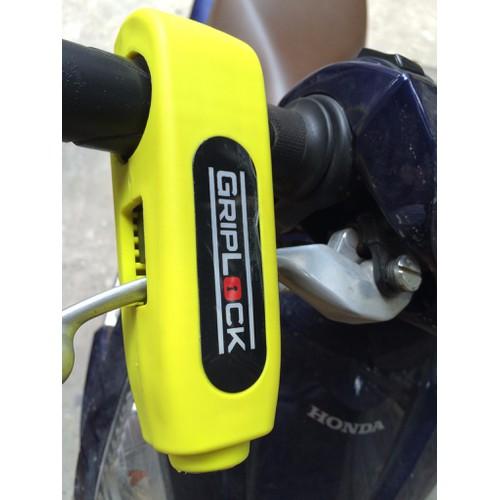 Khóa tay thắng xe máy Grip lock - 4306715 , 10500157 , 15_10500157 , 146000 , Khoa-tay-thang-xe-may-Grip-lock-15_10500157 , sendo.vn , Khóa tay thắng xe máy Grip lock