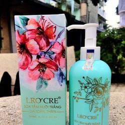 Sữa tắm nuôi trắng LroCre