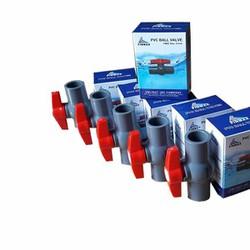 Van nước PVC FinMax
