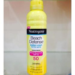 Xịt chống nắng Neutrogena Beach Defence SPF 50