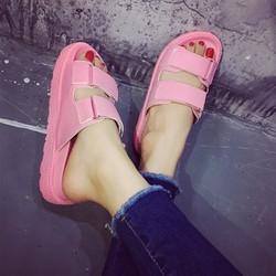 Giày Sandal Nữ phong cách trẻ trung thời trang Hàn Quốc - SG0403