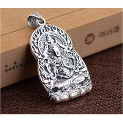 Mặt Dây chuyền Phật Bà Nghìn Tay Nghìn Mắt - DC357