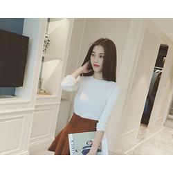 Áo thun len tay dài - Chuyên hàng Quảng Châu chính gốc giá tốt