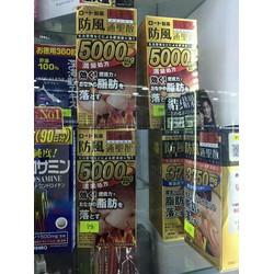 Viên uống giảm mỡ bụng Nhật Bản