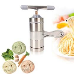 Bộ dụng cụ làm bún, nui, mì, bánh lọt với 5 lưỡi cắt sợi thông minh