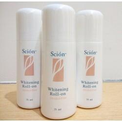 Lăn khử mùi Cao Cấp Scion - Đặc trị trắng sáng giảm thâm