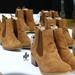 Giày Chelsea Boots VNXK xịn