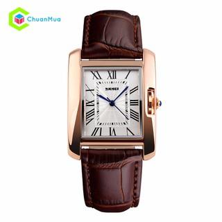Đồng hồ Nữ dây da Skmei SK-1085 - DHA403 Đồng hồ Nữ dây da thumbnail