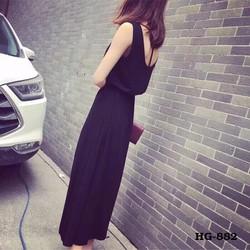 Đầm Maxi Chữ T HG882