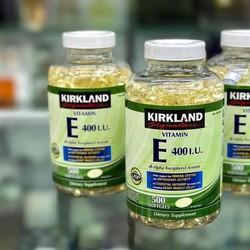 Vitamin E Thiên Nhiên 400 I.U