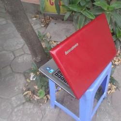 laptop cũ , Lenov0 Z460, intel Core i3, vỏ nhôm.
