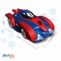 xe ô tô leo tường - spider man