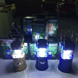 Đèn sạc năng lượng 3 in 1