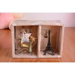 Quà Tặng Tháp Paris Bình Thuỷ Tinh L1