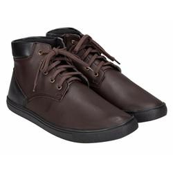 Giày Boot nam cao cổ phối màu