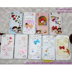 Ốp iphone 4 nhựa 2 mãnh hình dễ thương IP85