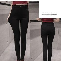Quần Skinny Jeans thun