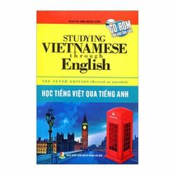 Học Tiếng Việt Qua Tiếng Anh Kèm CD