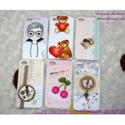 Ốp iphone 4 nhựa cứng nhiều mẫu mới cực đẹp IP75