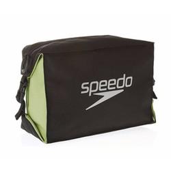 Túi đựng đồ bơi Speedo Pool Side - Đen pha xanh lá