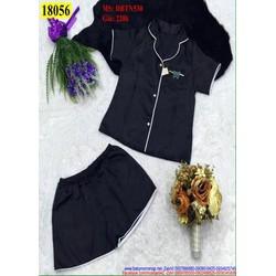 Đồ bộ mặc nhà phi bóng short hình cánh bướm dễ thương DBTN530