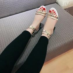 sandal bạc mới về