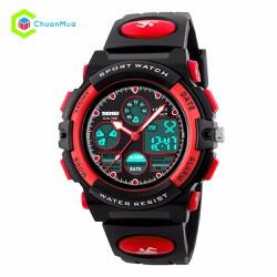 Đồng hồ Bé trai Skmei 1163 Kid Sports DHA434-D1409 - Đỏ