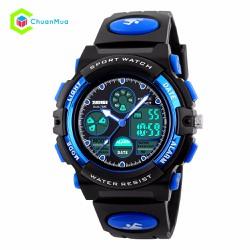Đồng hồ Bé trai Skmei 1163 Kid Sports DHA434-D1408 - Xanh Dương