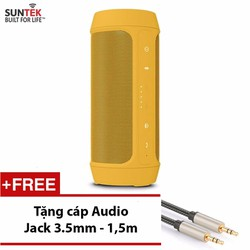 LOA Bluetooth SUNTEK S9 Kiêm Pin sạc dự phòng Yellow