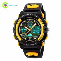 Đồng hồ Bé trai Skmei 1163 Kid Sports DHA434-D1410 - Vàng