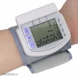 Máy đo huyết áp đeo tay
