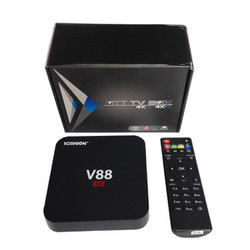TV box V88 - RK3229 1GB RAM 8GB ROM - Cài full phần mềm xem phim