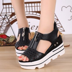 S026D - Giày sandal nữ phong cách Hàn Quốc