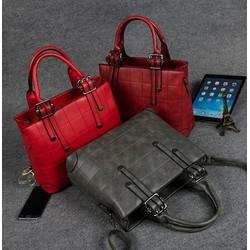 Túi xách nữ PU thời trang giá khuyến mãi