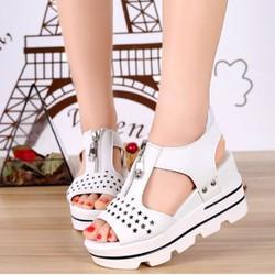 S026T - Giày sandal nữ phong cách Hàn Quốc
