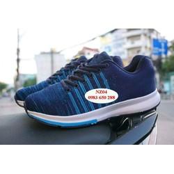giày nam xanh dương cực đẹp