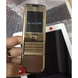 Điện thoại N0kia 8800 vàng hồng